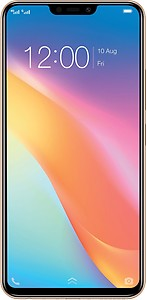 Vivo Y81 (Black, 32GB) Without Offers price in India.