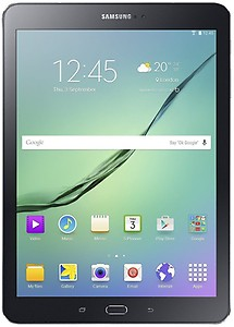 Samsung Galaxy Tab S2 32 GB 9.7 inch with Wi-Fi+4G Tablet (Black) price in India.