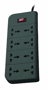 Belkin Essential Series F9E800zb2MGRY 8-Socket Surge Protector price in India.
