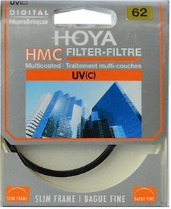 Hoya HMC 62 mm Ultra Violet Filter price in India.