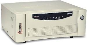 Microtek UPS-700EB Microtek EB 700 Square Wave Inverter price in India.