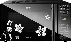 IFB 25 L Convection Microwave Oven(25BC4, Black) price in India.