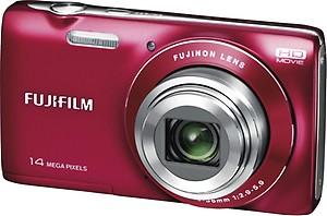 Fujifilm JZ100 Point & Shoot Camera(Black) price in India.