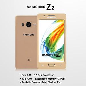 samsung z2. samsung z2 (1gb,8gb,gold) price in india. r