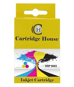 Dubaria 901 TriColor Ink Cartridge Compatible For HP 901 TriColor Ink Cartridge For Use In OfficeJet J4500, 4500, J4680 Printers Tri-Color Ink Cartridge price in India.