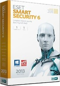 ESET Internet Security 1.0 User 3 Years  (Voucher) price in India.