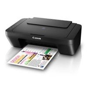 Canon PIXMA E410 Multi-function Color Printer(Black, Ink Cartridge) price in India.