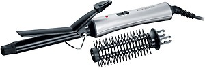 Remington Ci19 Hair Curler (Black And Grey) price in India.