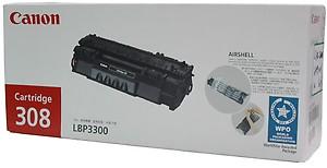 Canon 308 Toner Cartridge price in India.
