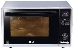 LG 32 L Convection Microwave Oven  (MC3286BLT, Black) price in India.