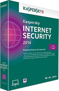 KASPERSKY Internet Security 1 User 1 Year(CD/DVD) price in India.