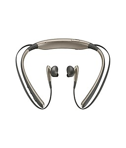 Samsung Original Level U Bluetooth Wireless in-Ear Headphones (Black and Sapphire) price in India.