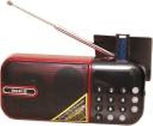 Osaki PORTAPLAYERR PLUS SAI BABA 4 GB MP3 Player(Red, 4 Display) price in India.