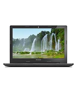 Lenovo G50-80 80E5021EIN 15.6-inch Laptop (Core i5-5200U/4GB/1TB/DOS/Integrated Graphics), Black price in India.