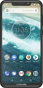 Motorola One Power P30 (Black, 4GB RAM, 64GB Storage) price in India.
