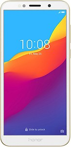 Huawei Honor 7S Smartphones (2GB, 16GB, Gold) price in India.