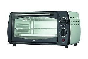 Prestige POTG 9 PC 800-Watt Oven Toaster Grill (Grey) price in India.