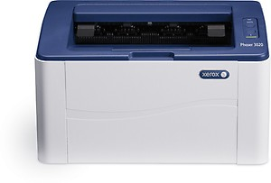 Xerox Phaser 3020_BI Single Function Wireless Printer (White) price in India.