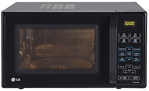 LG 21 L Convection Microwave Oven(MC2143CB, Black) price in India.