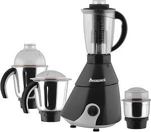 Anjalimix instagreay4jar750 Insta Grey 750 Watts 4 Jars 750 W Mixer Grinder(Grey, 4 Jars) price in India.