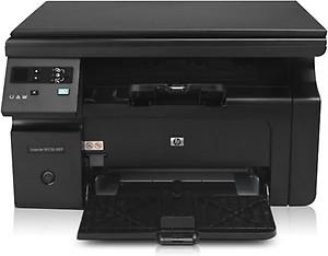 HP Laserjet Pro M1136 Multifunction Monochrome Laser Printer (Black) price in India.
