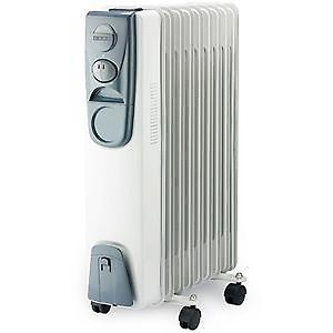 Usha OFR 3209(White) Oil Filled Room Heater price in India.