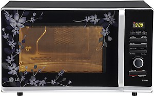 LG 32 L Convection Microwave Oven(MC3283PMPG, Black Paradise Floral) price in India.
