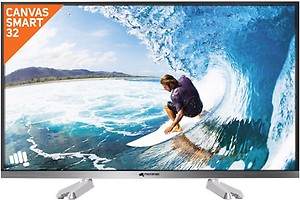 Micromax 81 cm (32 inch) HD Ready LED Smart TV(CanvasS2) price in India.
