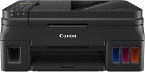 Canon Pixma G4010 All-in-One Wireless Ink Tank Colour Printer price in India.
