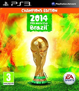 2014 FIFA World Cup Brazil - Champions Edition (PS3) price in India.