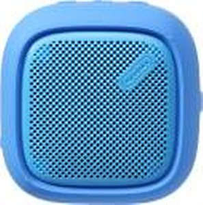 Portronics Bounce POR-952 Portable Bluetooth Speaker with FM (Blue) 5 W Bluetooth Speaker(Blue, Stereo Channel) price in India.