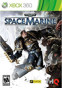 Warhammer 40000: Space Marine  (for Xbox 360) price in India.