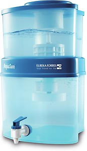 Aquasure Maxima 1500 10 L Gravity Based Water Purifier  (Blue) price in India.