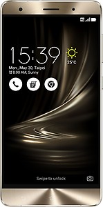 Asus Zenfone 3 Deluxe (Silver, 256 GB) (6 GB RAM) price in India.