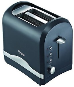 Prestige PPTPKB 800 W Pop Up Toaster(Black) price in India.