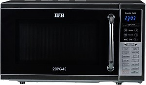 IFB 20 L Grill Microwave Oven(20PG4S, Metallic Silver) price in India.