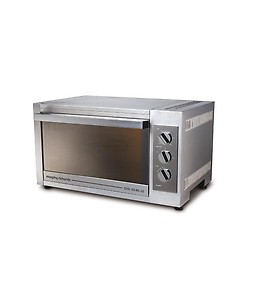 Morphy Richards 40 RCSS 40-Litre Stainless Steel Oven Toaster Grill (Silver) price in India.