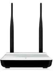 TENDA N301 Wireless N 300 Mbps Router  (White, Single Band) price in India.
