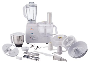 Bajaj FX7 600 Watt Food Processor Price In India Coupons