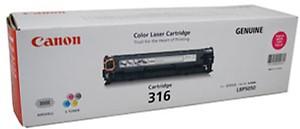 Canon Toner Cartridge 316 Black price in India.