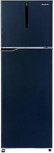 Panasonic 307 L 3 Star Inverter Frost-Free Double-Door Refrigerator (NR-BG311VDA3, Deep Ocean Blue) price in India.