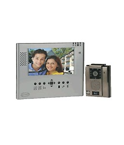 "Securico Video Door Phone with 7"" Color Display Screen price in India."