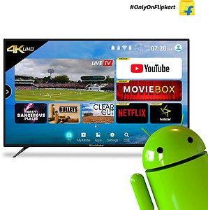 CloudWalker Cloud TV 165 cm (65 inch) Ultra HD (4K) LED Smart TV  (Cloud TV 65SU) price in India.