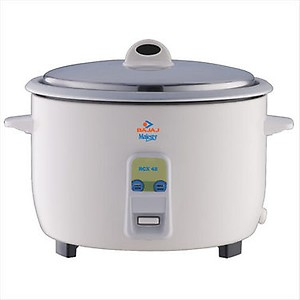 Bajaj Majesty RCX 42 4.2-Litre 1600-Watt Multifunction Rice Cooker price in India.