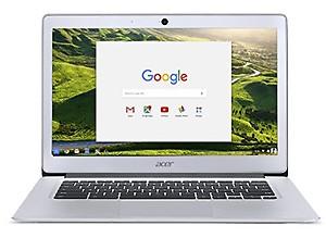 Acer Consumer 14-inches Chromebook Celeron Quad-Core N3160 4 GB 32 GB HDD Chrome price in India.