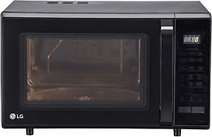 LG 28 L Convection Microwave Oven  (MC2846BLT, Black) price in India.