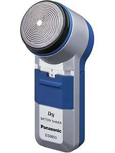 Panasonic ES6850S Battery Operated Men's Shaver (Silver) price in India.