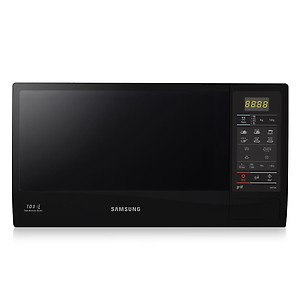 Samsung 20 L Grill Microwave Oven  (GW732KD-B/XTL, Black) price in India.