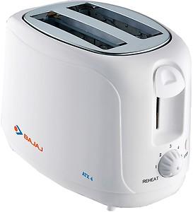 Bajaj ATX 4 750 W Pop Up Toaster(White) price in India.