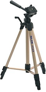 Slik F153 Compact Complete Tripod Unit price in India.
